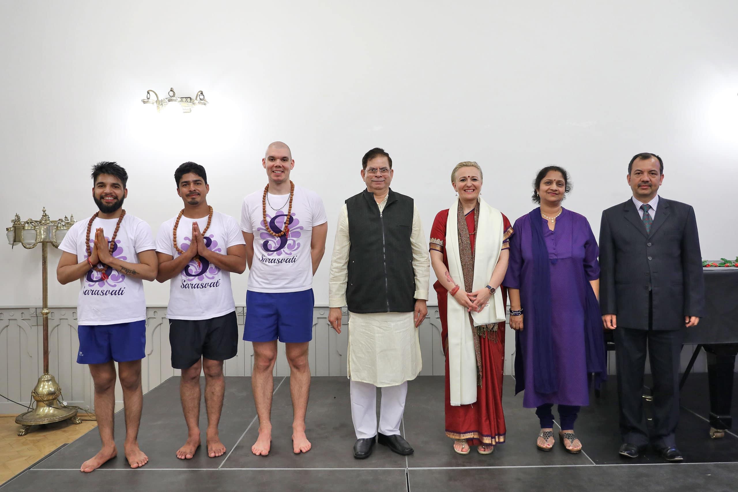 Rendezvényünk az Indiai Nagykövetséggel